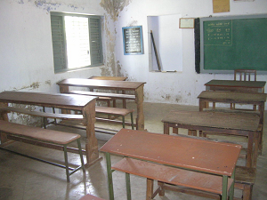 Class Room, College Of Education,Baspa