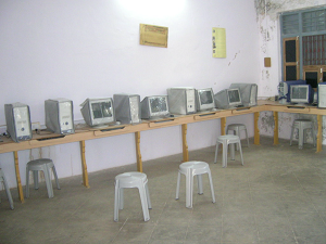 Computer Room , College Of Education, Baspa